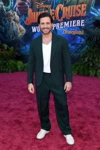 Édgar Ramírez - World Premiere Of Disney's Jungle Cruise