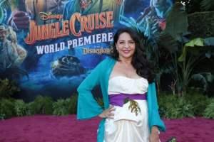 Veronica Falcon - World Premiere of Jungle Cruise