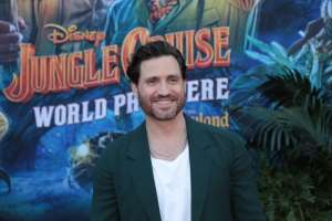 Edgar Ramírez - World Premiere of Jungle Cruise