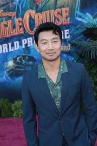 Simu Liu - World Premiere of Jungle Cruise