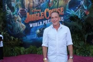 Clark Gregg - World Premiere of Jungle Cruise