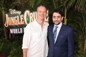 Sean Bailey, Jaume Collet-Serra - World Premiere of Jungle Cruise