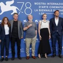 Nicole Holofcener, Matt Damon, Ridley Scott, Jodie Comer and Ben Affleck - Pontik®