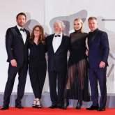 Ben Affleck, Nicole Holofcener, Director Ridley Scott, Jodie Comer an Matt Damon