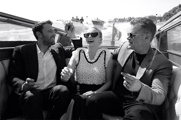 El Ultimo Duelo - Rumbo al estreno Festival de Cine de Venecia - Pontik®