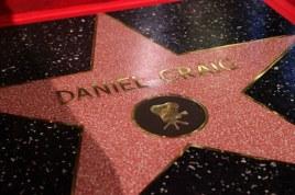 Daniel Craig - Paseo de la Fama de Hollywood 4
