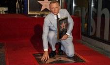 Daniel Craig - Paseo de la Fama de Hollywood 7