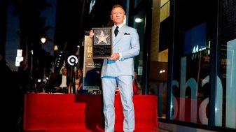 Daniel Craig - Paseo de la Fama de Hollywood 8