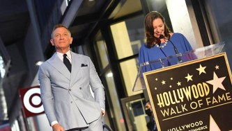 Daniel Craig - Paseo de la Fama de Hollywood 9