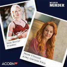 My Life is Murder - Los asesinatos más Geeks de la televisión - Renee O'Connor - Pontik®