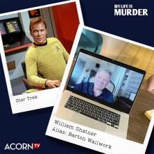 My Life is Murder - Los asesinatos más Geeks de la televisión - William Shatner