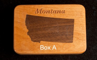 Montana Fly Boxes