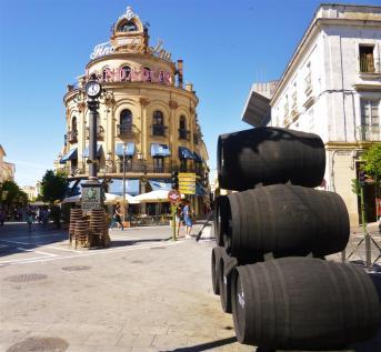 A cidade de Jerez de La Frontera
