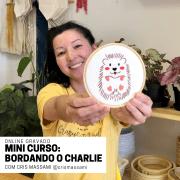 Mini Curso Online de bordado
