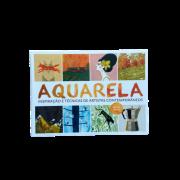 Livro Aquarela Técnicas