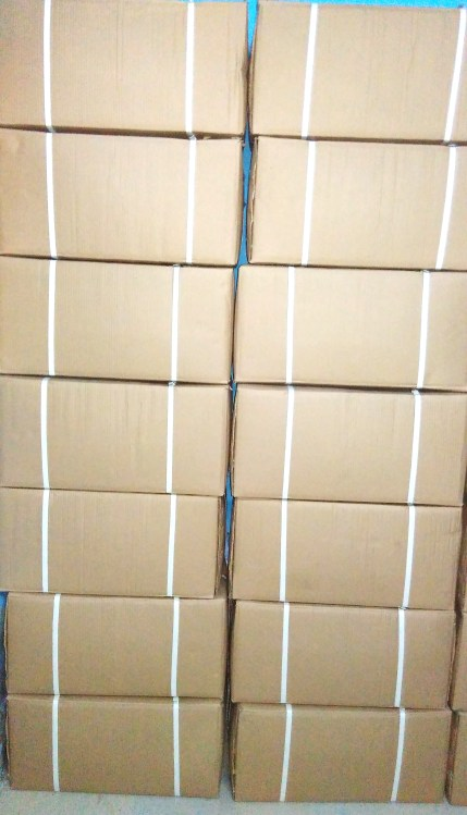 Cartons with Export Quality
