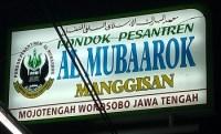 pondok pesantren al mubaarok manggisan wonosobo