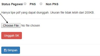 Download Contoh Sk Surat Tugas Operator Emis Tpq Madin