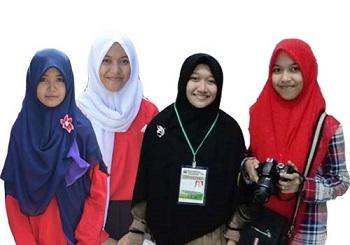 remaja masjid (ilustrasi)