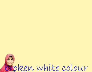 kertas fancy warna broken white