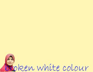 kertas fancy warna broken white