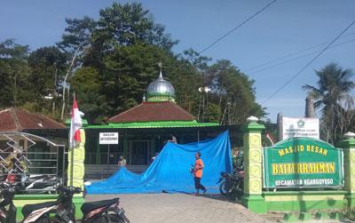 Masjid Besar Kecamatan Ngargoyoso Karanganyar