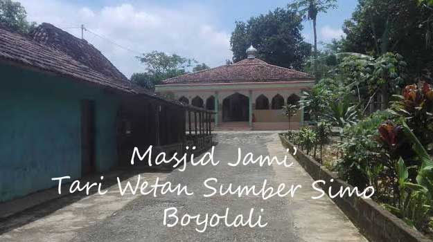 masjid-jami-tari-wetan-sumber-simo-boyolali