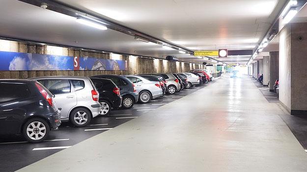 area parkir
