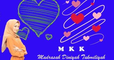 susunan pengurus MK2MDT-madin