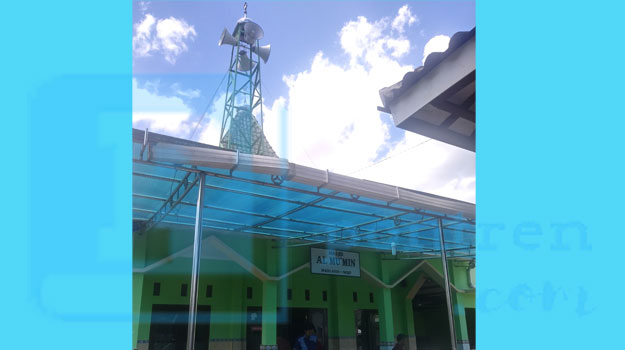 masjid al mukmin maduasri Ngijo Tasikmadu