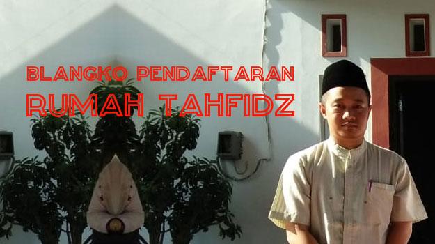 blangko proposal pendaftaran izin rumah tahfidz