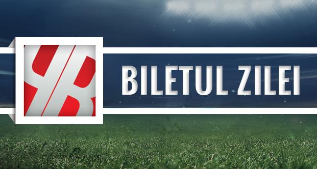 Biletul zilei 21.08. – Meciuri tari in campionatele Europei