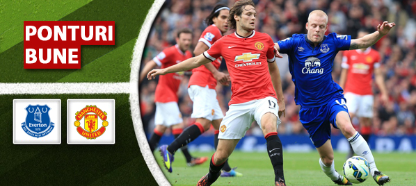 Pronosticuri pariuri – Everton vs Manchester United – Premier League