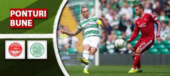 Pronosticuri pariuri – Aberdeen vs Celtic – Scottish Premiership