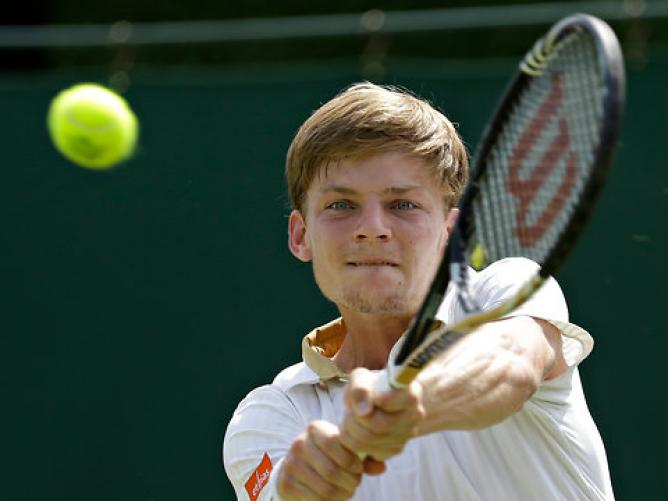 David Goffin vs Thomaz Bellucci