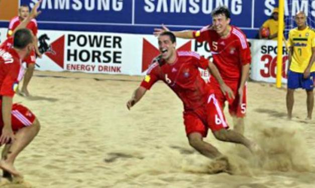 Ponturi Pariuri Rusia vs Tahiti – CM Fotbal pe plaja
