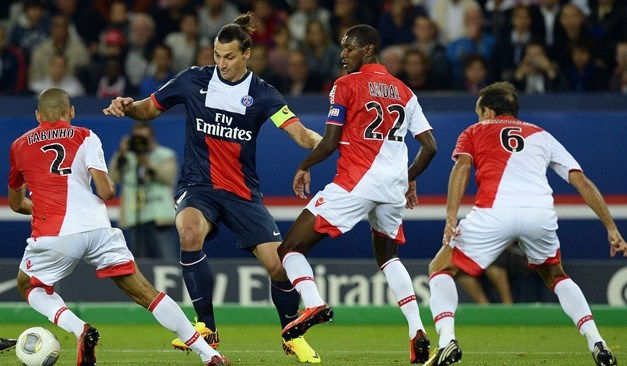 Ponturi fotbal – Monaco vs Paris Saint Germain – Ligue 1