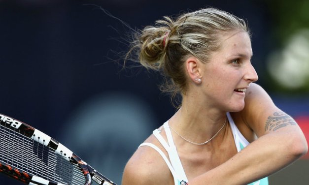 Ponturi tenis – Lesia Tsurenko vs Karolina Pliskova – New Haven