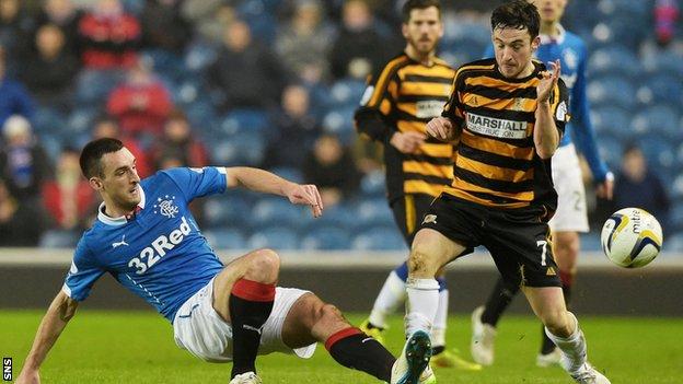 Ponturi fotbal – Alloa vs Rangers – Championship