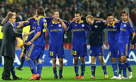 Ponturi Pariuri – BATE vs Belshina – Belarus