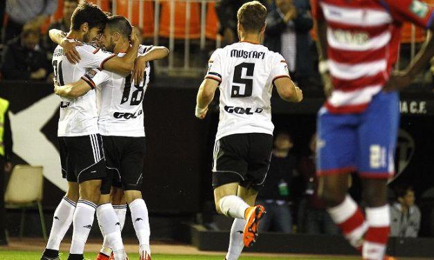Ponturi fotbal – Valencia vs Granada – Primera Division
