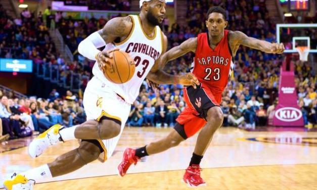Ponturi baschet – Arata Toronto Raptors initiativa in Cleveland?