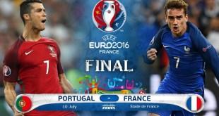 Franța - Portugalia