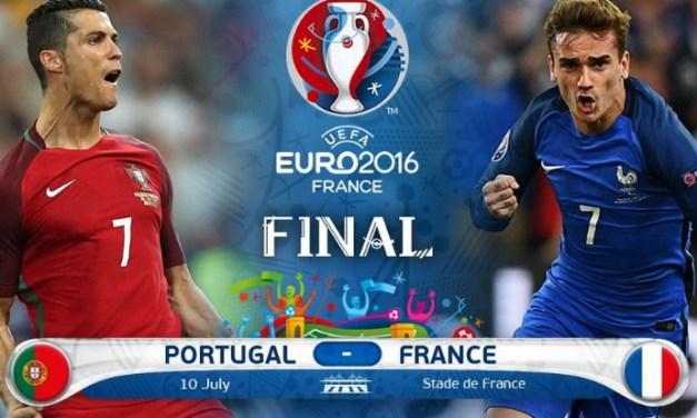 Ponturi pariuri – Franța – Portugalia – Euro 2016 – Finala