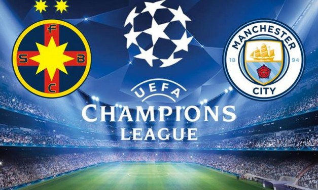 Pronosticuri pariuri Steaua Bucureşti vs Manchester City – Liga Campionilor