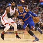 Ponturi baschet – Carmelo Anthony trebuie sa-l suplineasca pe Porzingis
