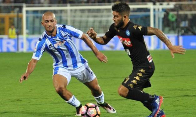 Ponturi pariuri Napoli – Pescara – Serie A