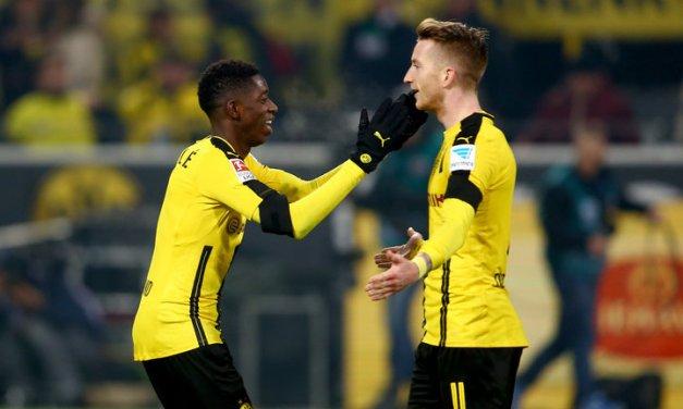 Ponturi pariuri – Werder Bremen – Borussia Dortmund – Bundesliga