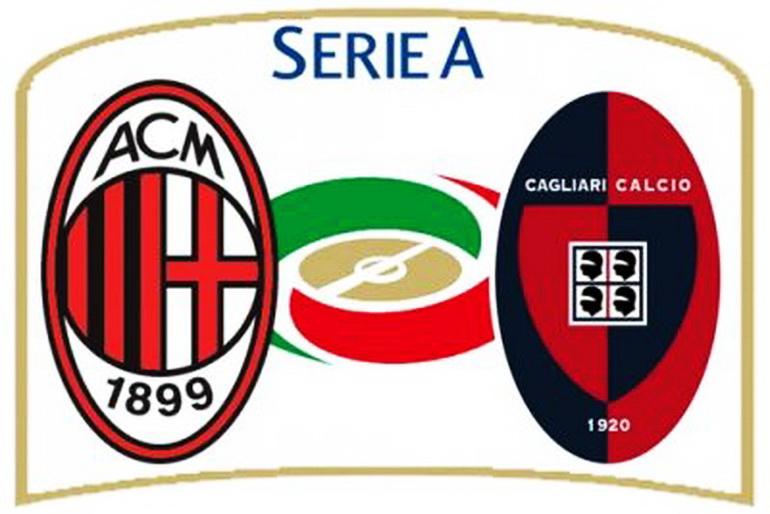 Ponturi pariuri AC Milan – Cagliari Calcio – Serie A
