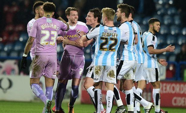 Ponturi fotbal Huddersfield – Reading – Anglia Championship
